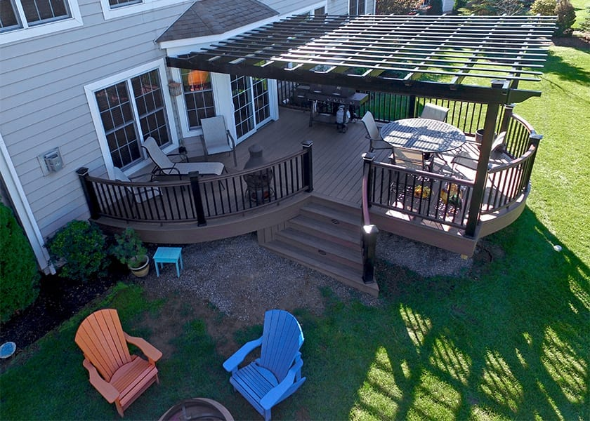 Deck Pergola Ideas Designs Styles Of Deck Pergolas Keystone