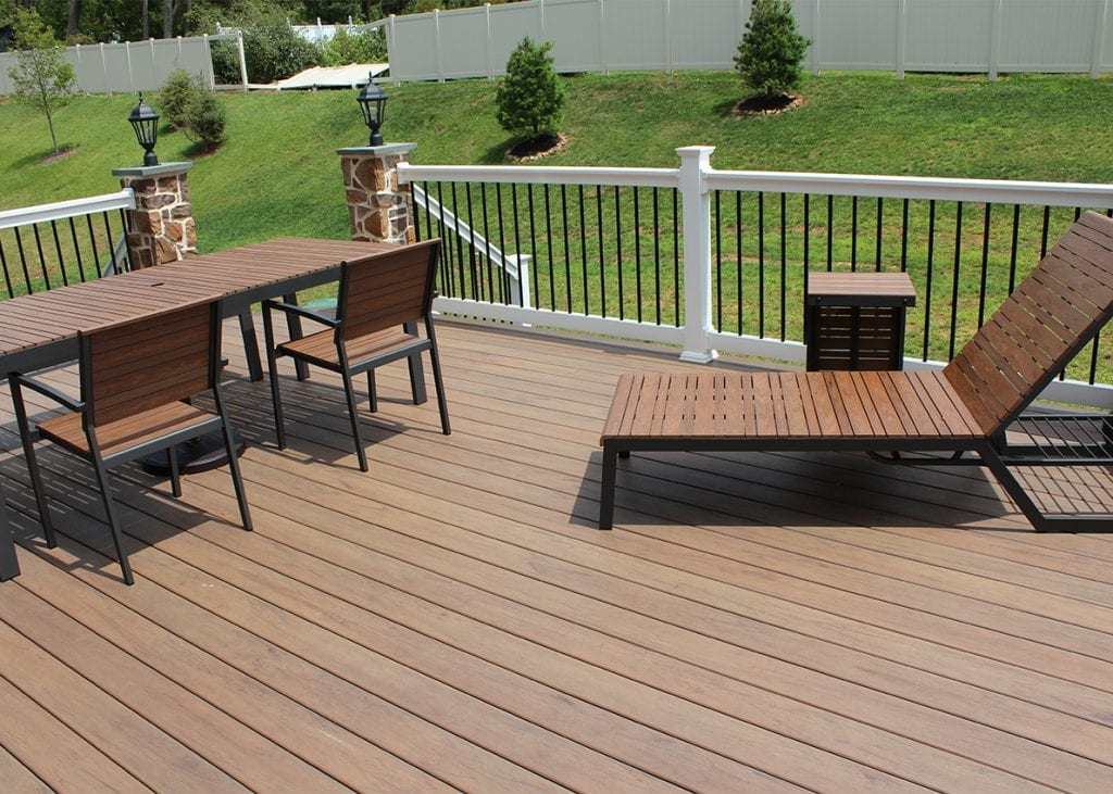 Wood Decks Vs Composite Decks Keystone Custom Decks
