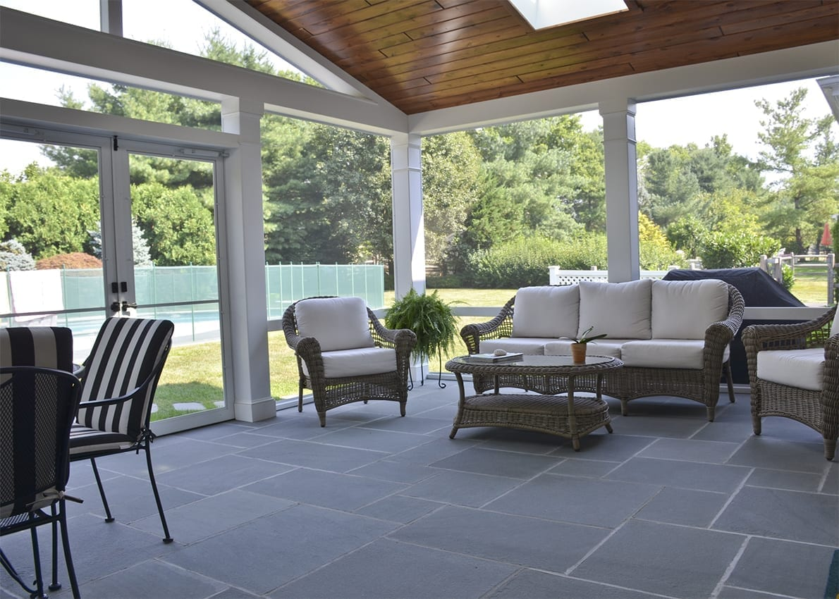 Custom Screened in Patio, Blue Ball PA 1