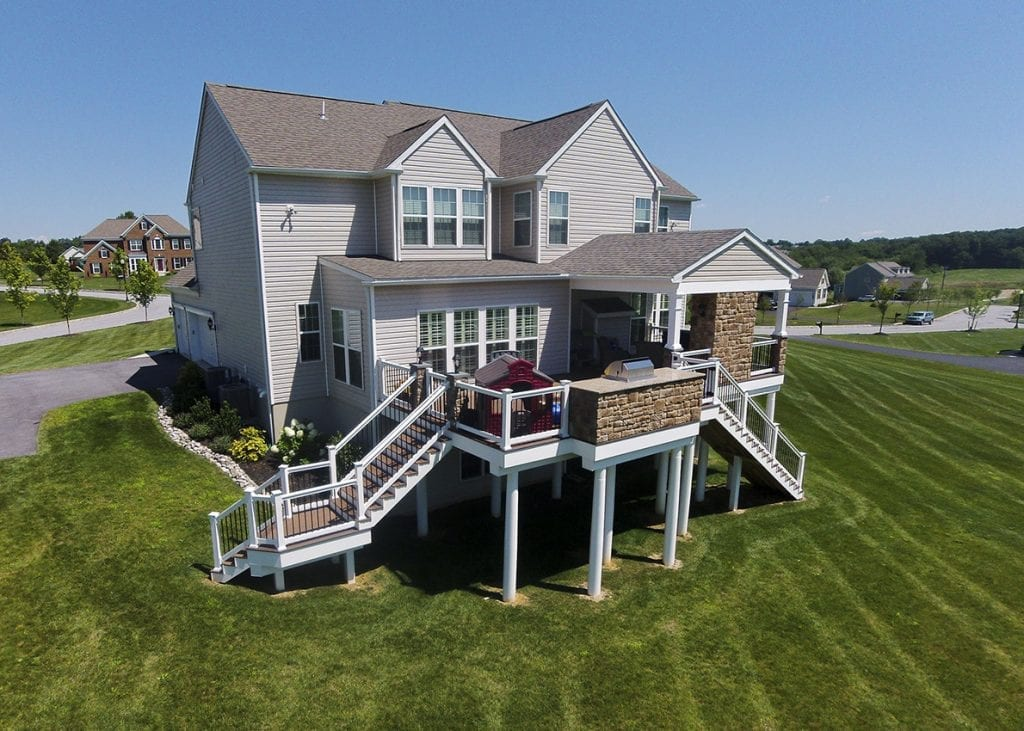 custom deck construction chester county