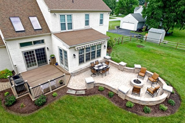 Deck Vs Patio Which Is Right For You Keystone Custom Decks