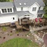 timbertech tigerwood composite deck