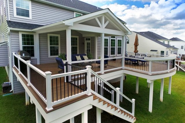 Composite Decking: Your Dream Deck Material