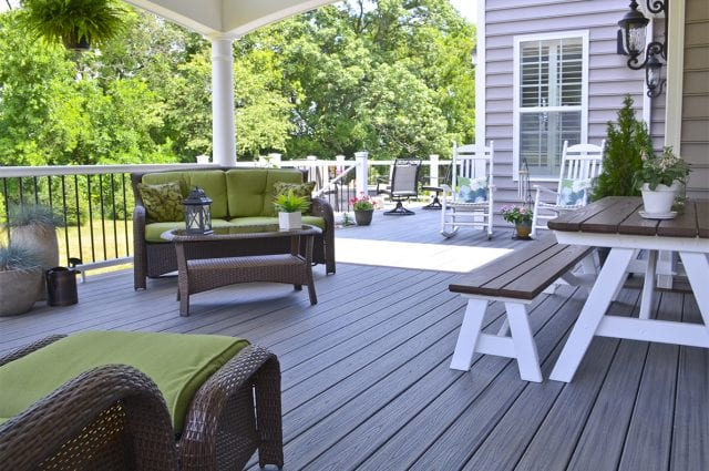custom porch in downingtown pa