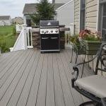 TimberTech deck in mount joy pa