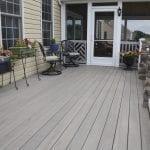 ashwood composite deck in mount joy pa