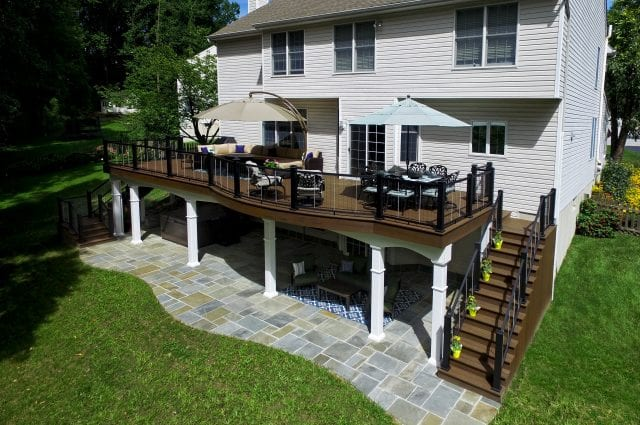 Elevated Deck Designs and Safety Features