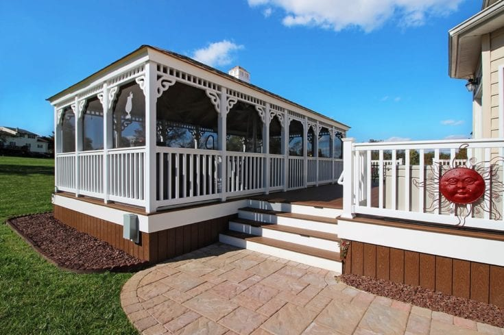 Custom Deck / Gazebo – Rising Sun, MD