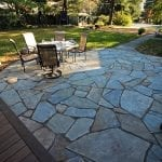 Hendrick - Flag Stone Patio
