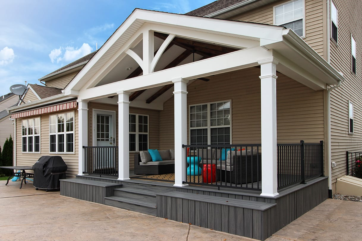 Trex Select Saddle Grooved 12'   Building a deck, Cool ...