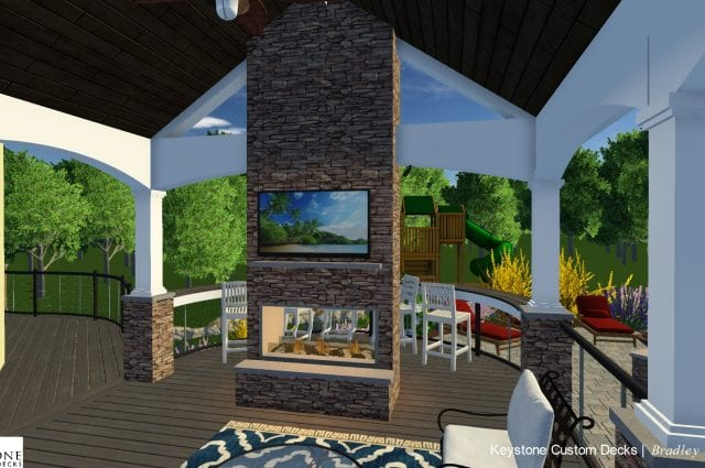 How Deck Design Software Creates Stunning Outdoor Living Spaces