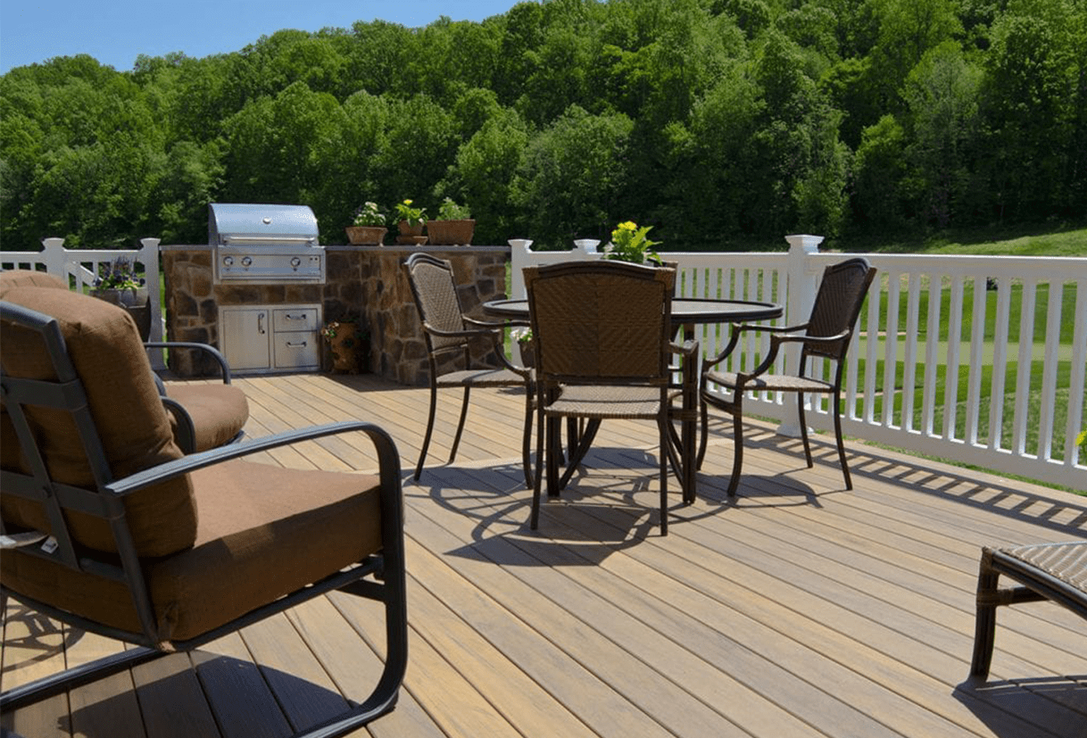 Composite Deck Lifespan: How Long Do They Last? | Decking