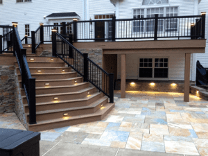 deck and porch lighting ideas