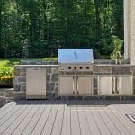 Malloy - rolling rock arcadian ashlar stone veneer kitchen