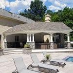 Malloy - timbertech ashwood deck and porch