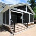 News - timbertech pecan deck and porch
