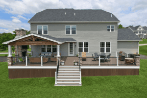 The Price of Composite Decking vs Wood 1