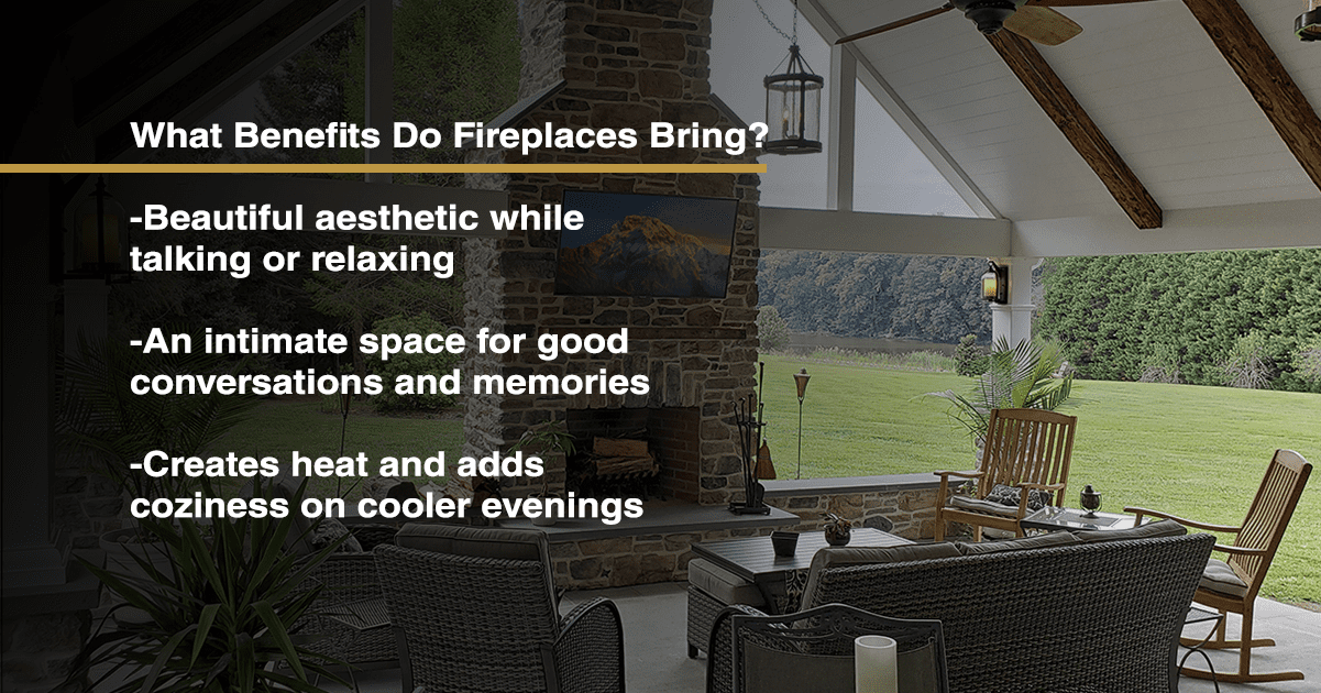 whatbenefitsdofireplacesbring
