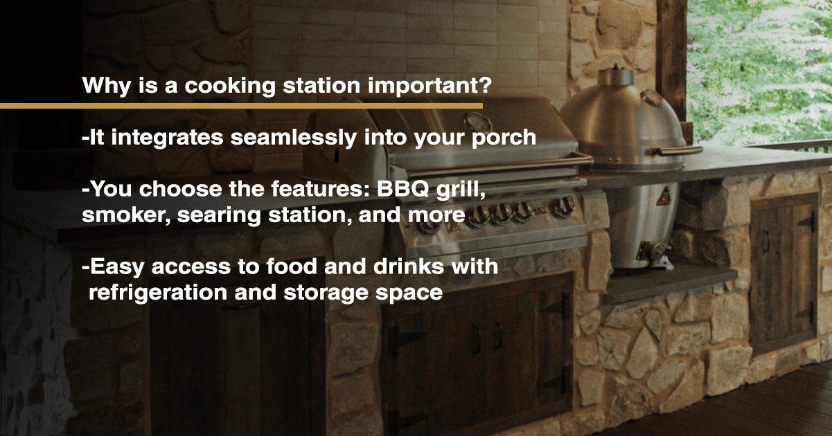 whyisacookingstationimportant