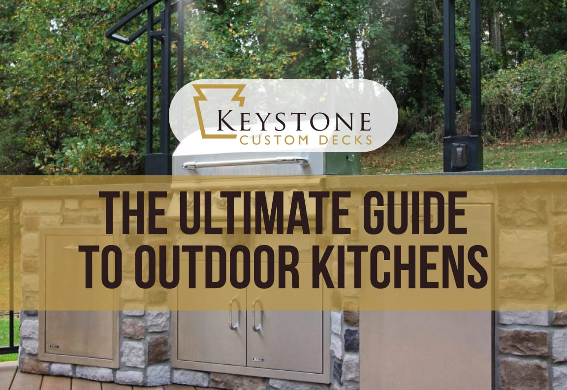 The Ultimate Outdoor Kitchen Guide (with pictures for inspiration) 1