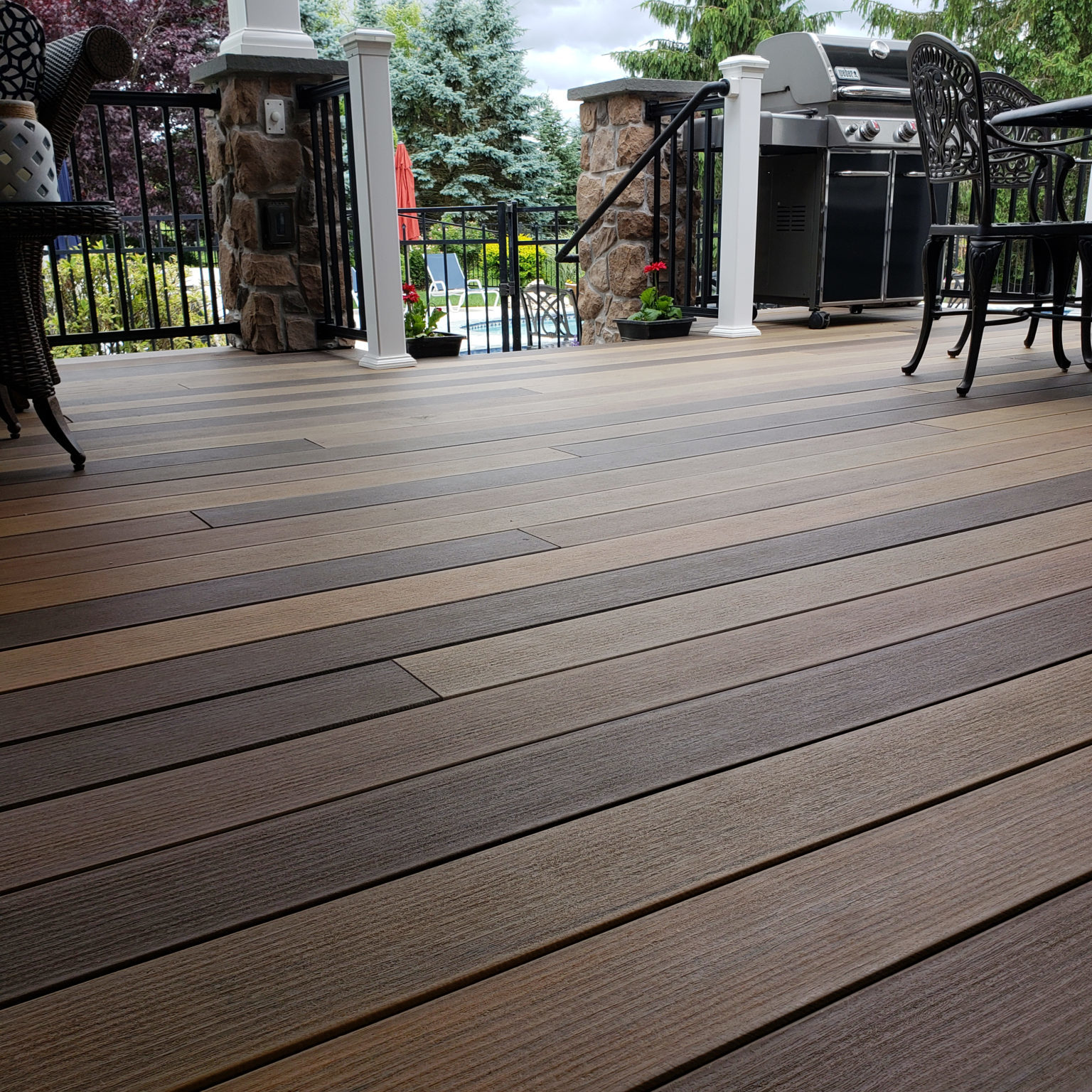 Decks - Low Maintenance Decking