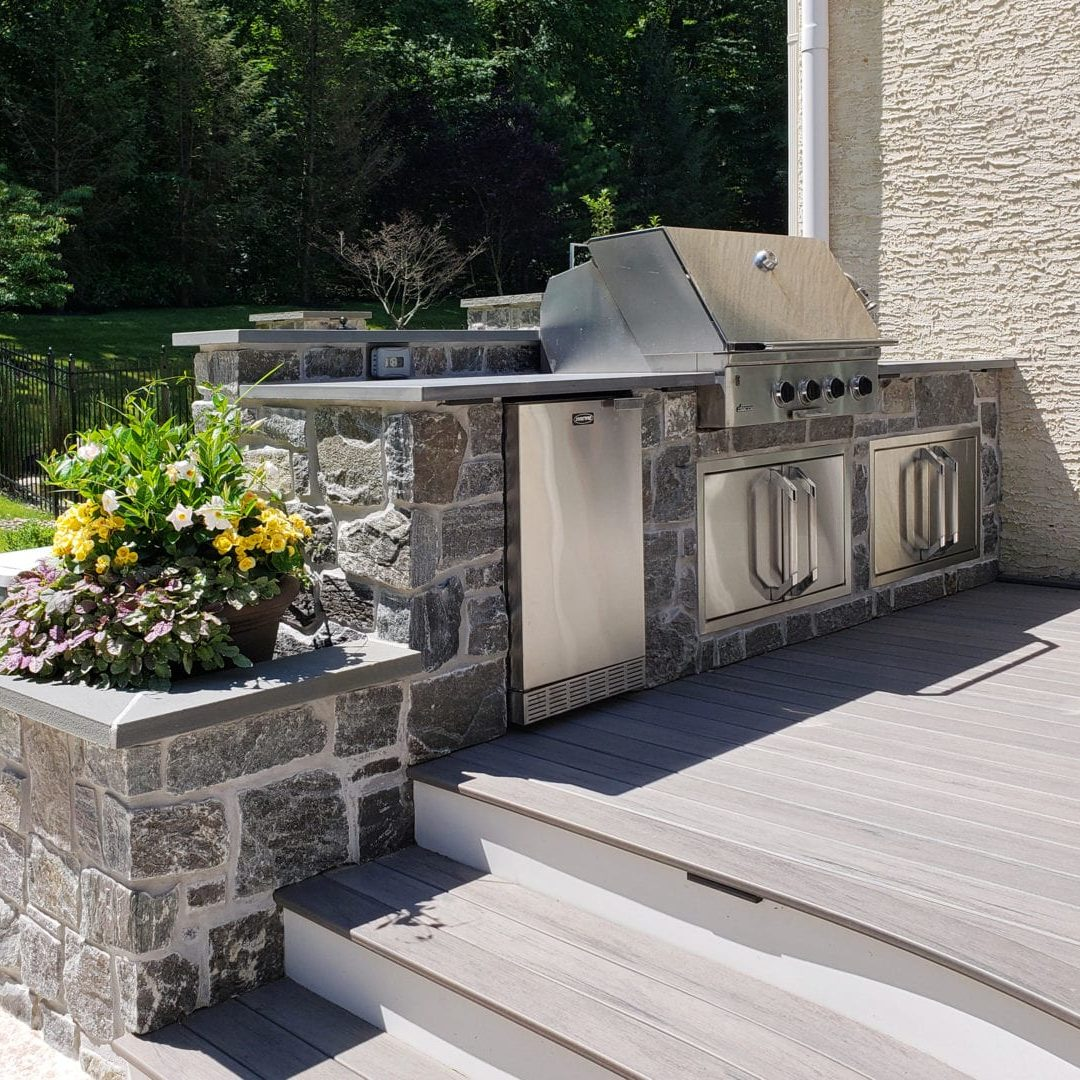 Masonry - Outdoor Kitchens