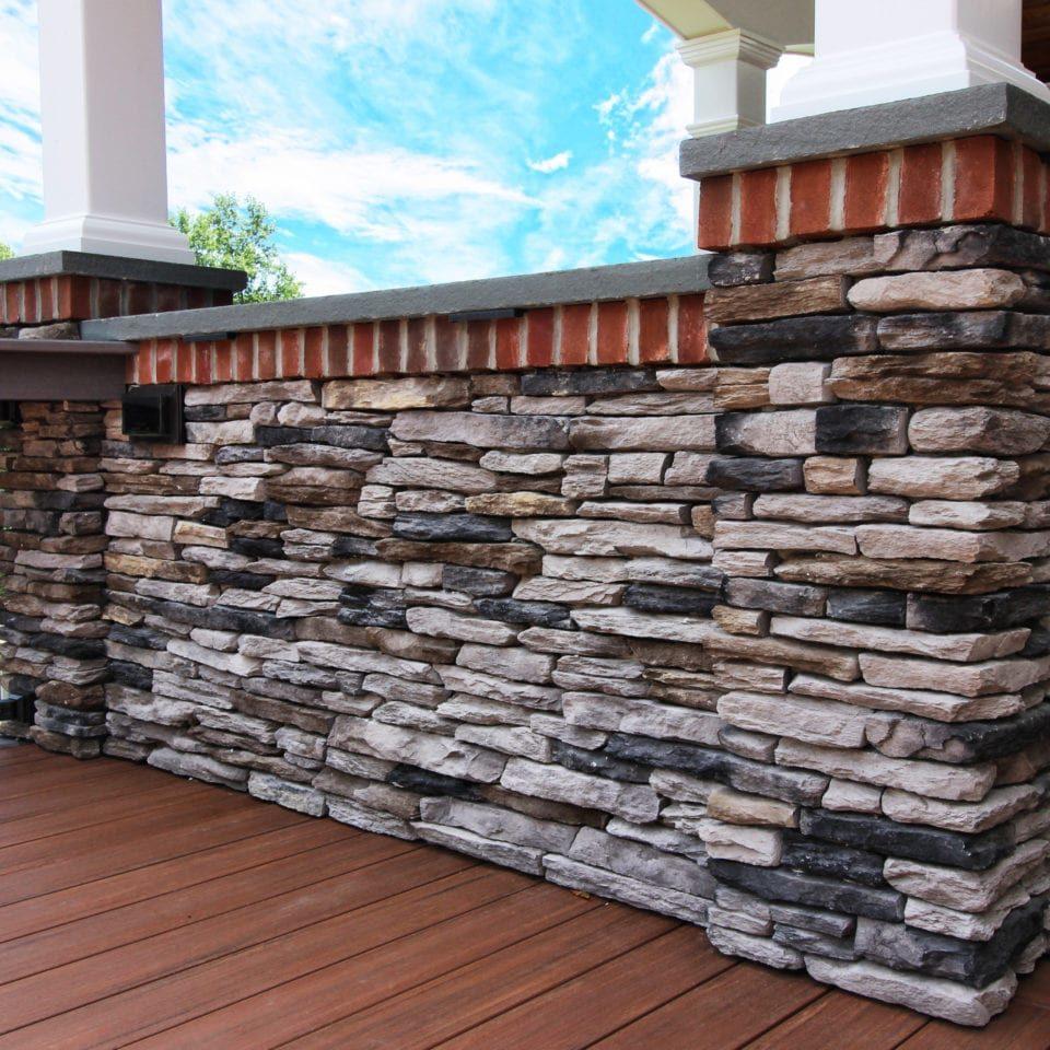 Masonry - Stone Wall